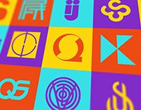 Geometric Logos & Monograms
