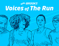 Brooks - Voices of The Run