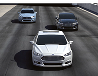 Ford Fusion Videos
