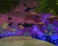 Realm Relay- The Enchanted Forest