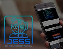 JESS - Sua Nova Secretária Artificial