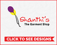 SHANTHI'S - THE GARMENT SHOP