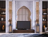 Islamic interior
