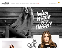 Redesign B2B Jo Fashion