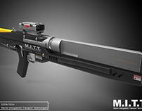 Lazer weapon