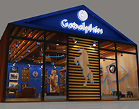 GODOLPHIN - EXCLUSIVE BOUTIQUE
