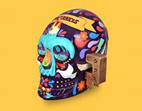 Skull Parade MX (Intervención) / Ama tus raíces