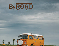 UI/UX design - 'Byroad'