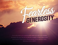 Fearless Generosity - ESC Giving Magazine