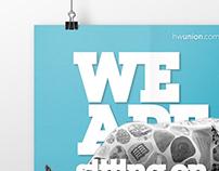We Are Heriot-Watt Student Union