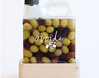 Ovoïde | Packaging d'olives