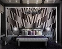Master bedroom Altra modern KSA
