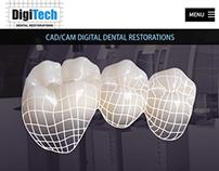 digitechlab.com - Responsive Redesign
