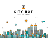 CITYBOT: A chatbot interface for a smart city
