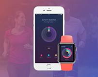 Runner Tracking App