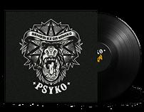 Psyko Illustration & Branding