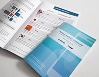 Print Design | EEDAR Promo Booklet