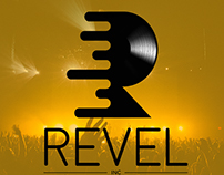 Logo Design : Revel Inc