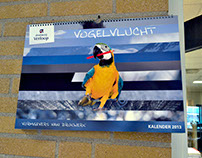 Birdflight - business calendar 2013