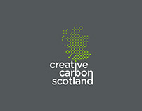 Creative Carbon Scotland – Identity