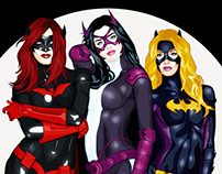 Batgirls - 2017