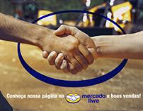 CASE: parceria Mercado Livre