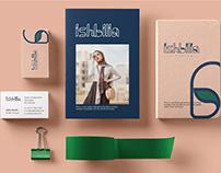 Ishbilia Fashion | Branding