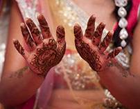 Priscilla Bridal Henna - May 2014