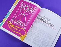 Khaleejesque Magazine - Work-Life Balance