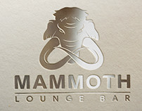 Logo for lounge bar