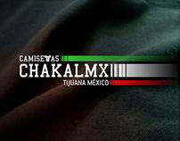 Camisetas Chakal Mx