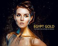 Egypt Gold   Logo Design