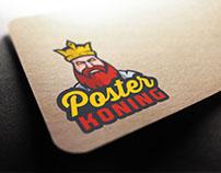 Logo De Posterkoning