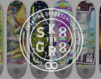Sk8 for Gr8 | 2nd Edition