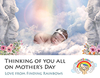 Mother's Day notice for an organisation.