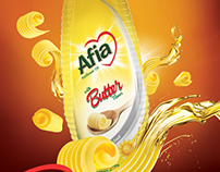 Afia with Butter flavor