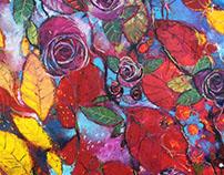 The rose garden (Il giardino delle rose)