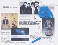 Fashion Portfolio: Process Book