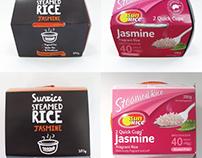 Product Swap - Charlie's Orange & Sun Rice