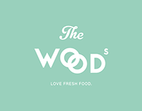 The Woods - Love Fresh Food
