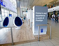 Standard Bank Prestige Lounge