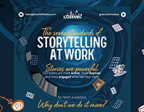 Seven Standards Of Story Telling - Infographic