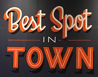 Best Spot in Town