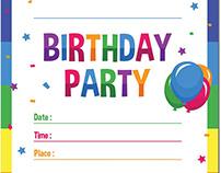 Children's Birthday Invitations With Wording