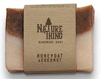 Nature Thing - Handmade Soap