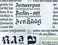 Random Lettering & Calligraphy Stuff from mobile phone