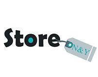 Logomarca Store N&Y