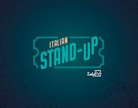 Zelig TV - Italian Stand Up logo