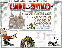 Camino Sketch Journal educational animation