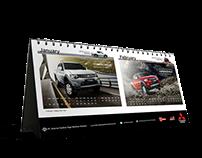 Mitsubishi Calendar Project